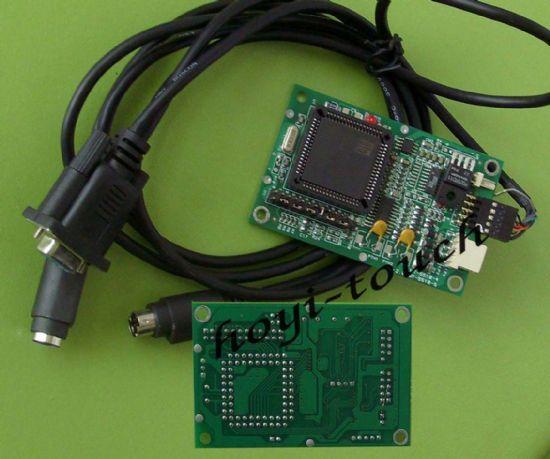 ELOtouch原装五线RS232接口触摸屏控制器,是目前工业控制自动化、医疗设备触控类产品中品质最为高端的触摸界面控制器系统。能与ELO原装5线电阻式触摸屏的各类尺寸搭配使用,该款控制器除了兼容ELO官方网站上的驱动程序外;还能驱动当前最新的触控操作系统。是工控行业、触控医疗设备中最为实用的一款高性价比产品。具备高稳定性、抗干扰性、兼容性、标准化、无漂移等特点, 产品相关参数说明如下: 1.