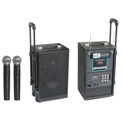 专业音响 公共广播系统 录音机/扩音机 > 供应sh-vt40 --- 便携式音箱